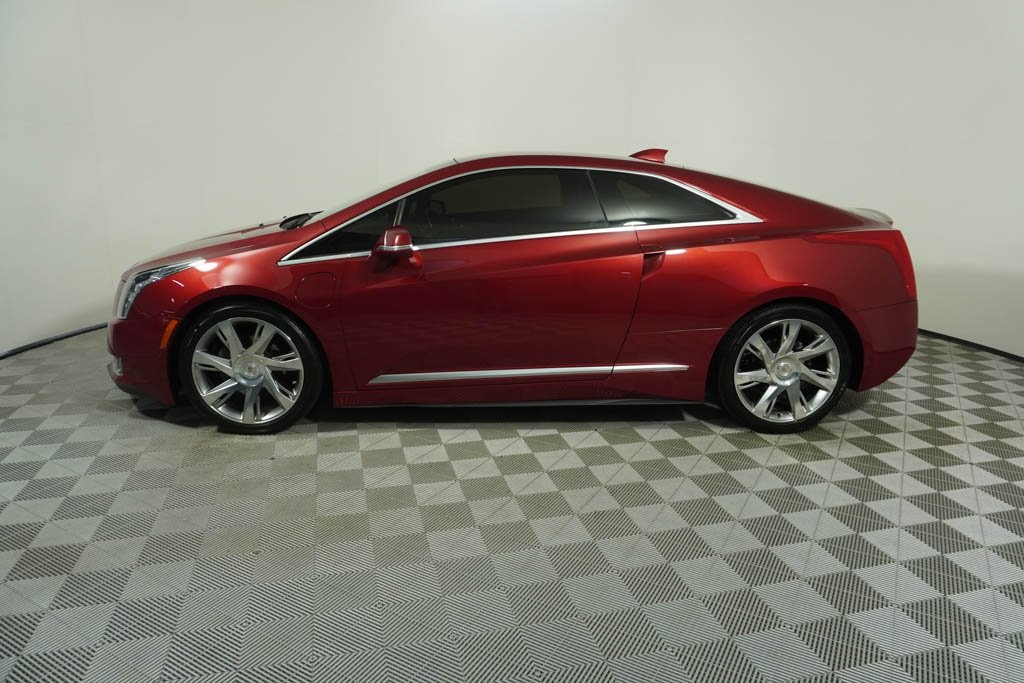 Pre-Owned 2014 Cadillac ELR Base