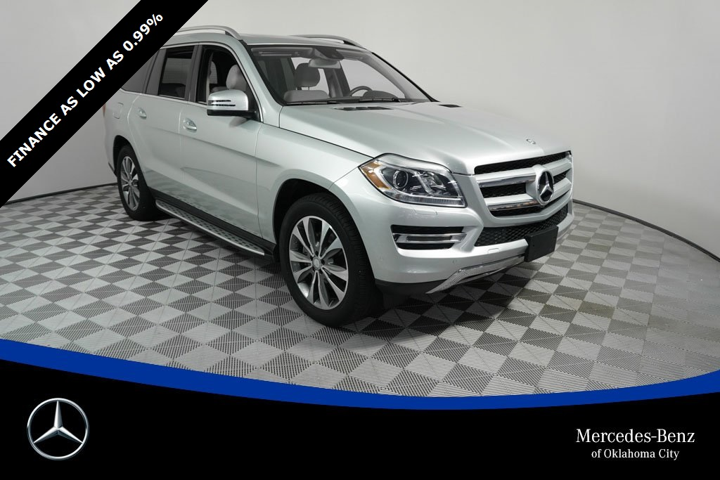 Certified Pre Owned 2016 Mercedes Benz Gl 350