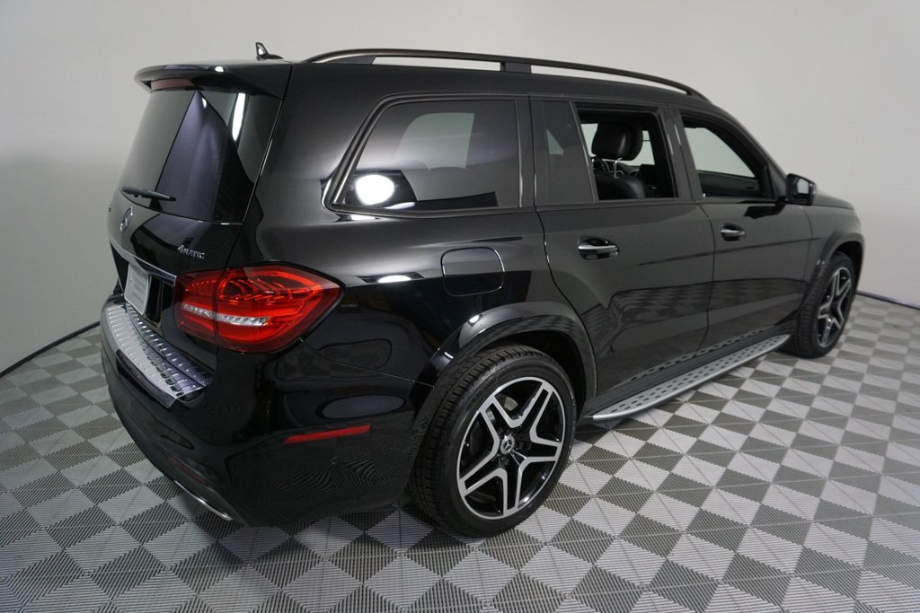 Certified Pre-Owned 2019 Mercedes-Benz GLS GLS 550