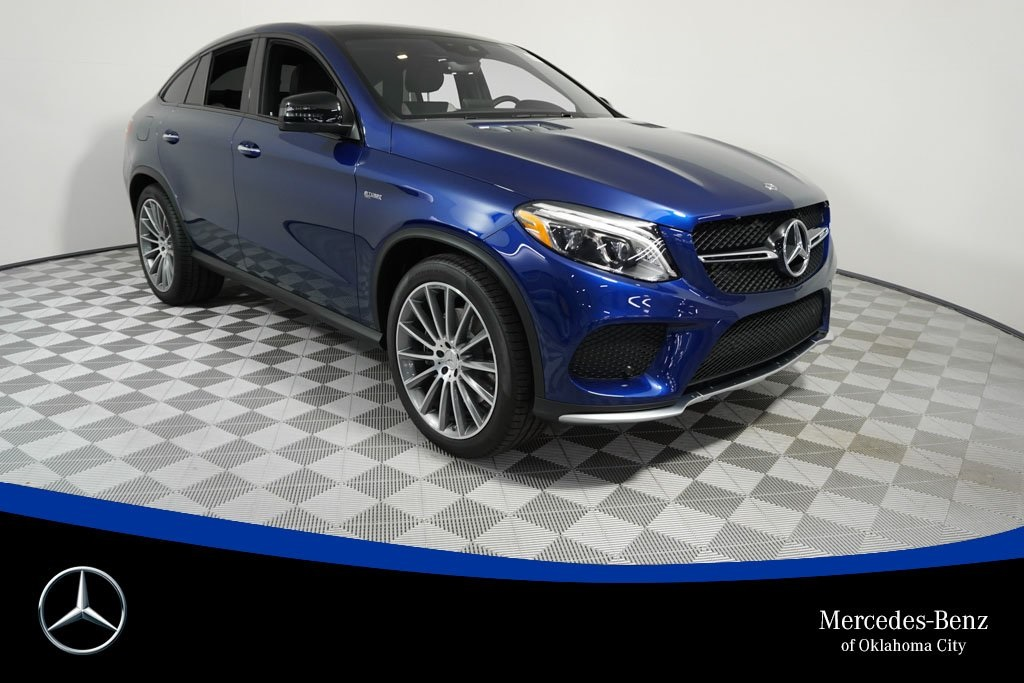 New 2019 Mercedes Benz Gle Amg Gle 43 Coupe Coupe In Edmond