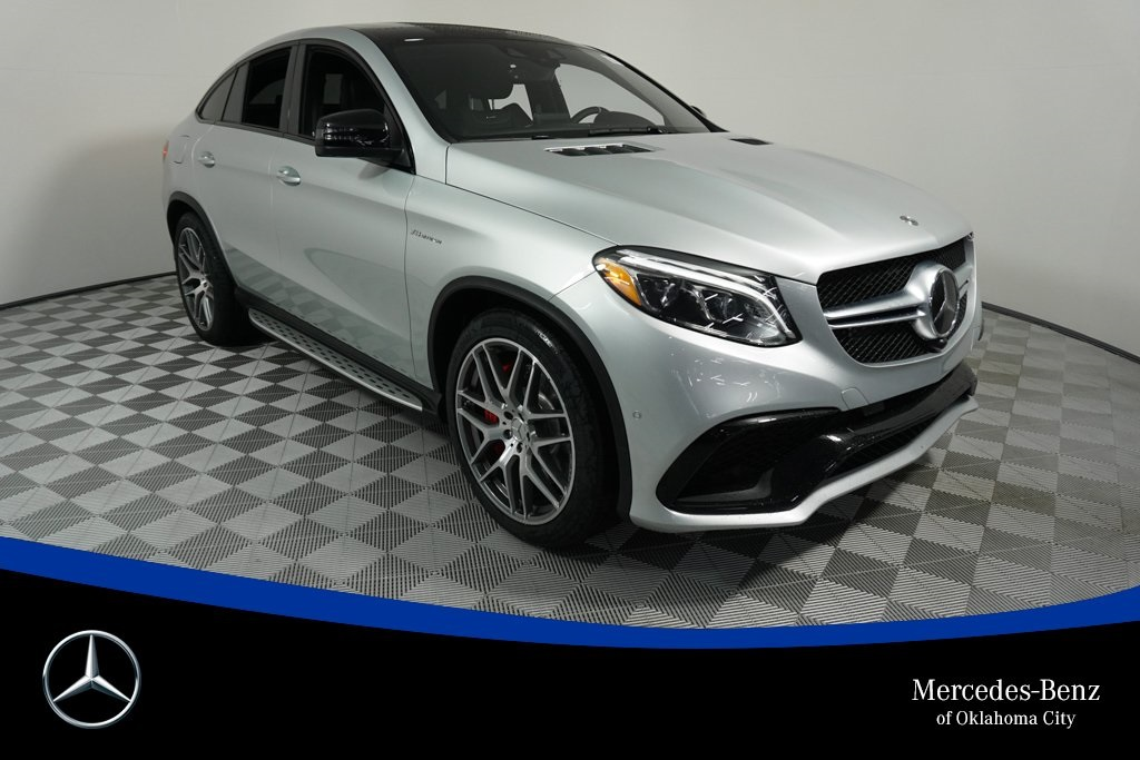 New 2019 Mercedes Benz Gle Gle 63 Amg Coupe In Edmond Ka140772