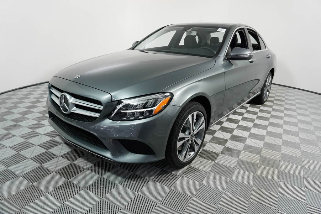 Retired Courtesy Vehicle 2019 Mercedes-Benz C 300