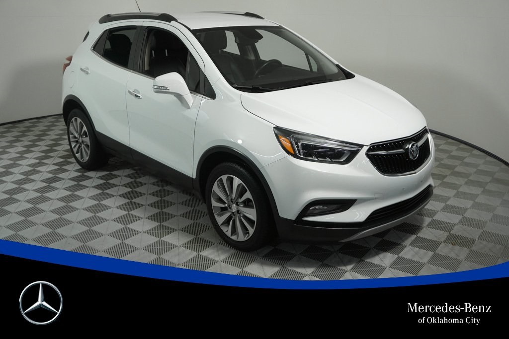 Pre-Owned 2017 Buick Encore Essence