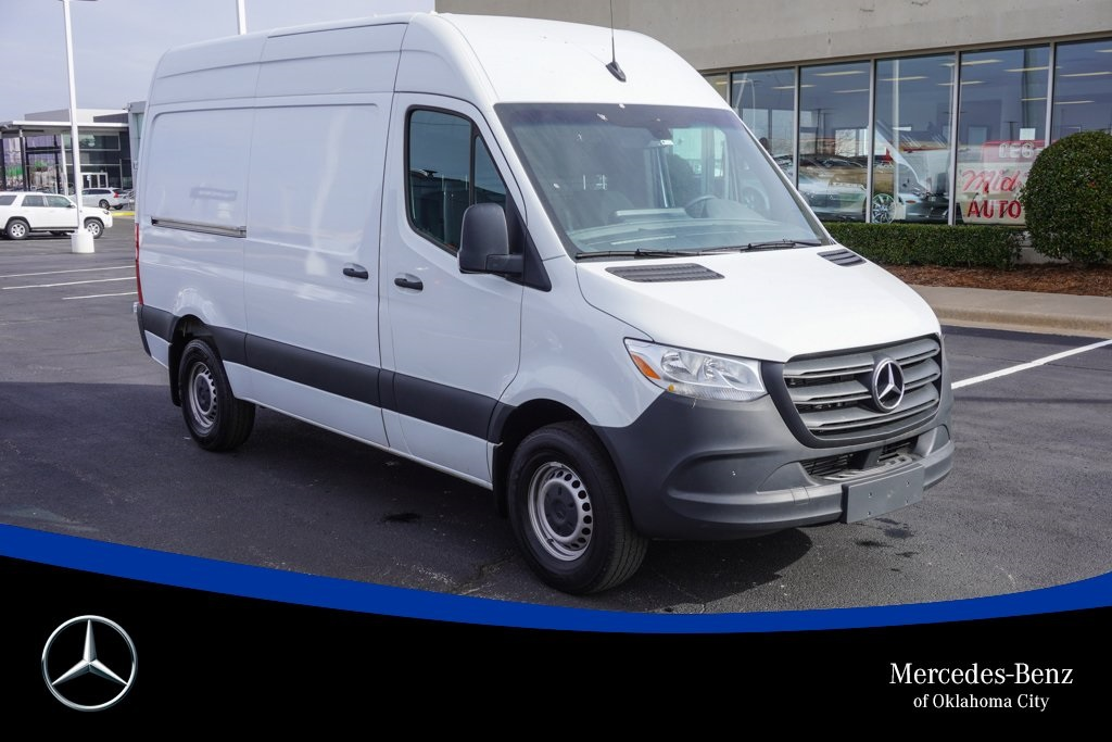 Pre-Owned 2019 Mercedes-Benz Sprinter 2500 Cargo Van