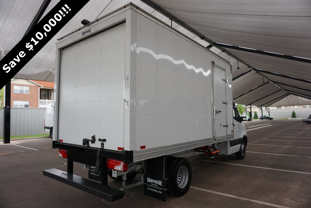 Pre-Owned 2019 Mercedes-Benz Sprinter Chassis Cab