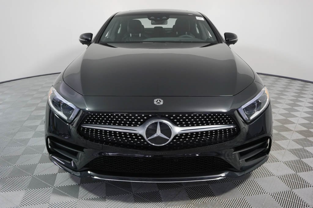 Pre Owned 2019 Mercedes Benz Cls 450