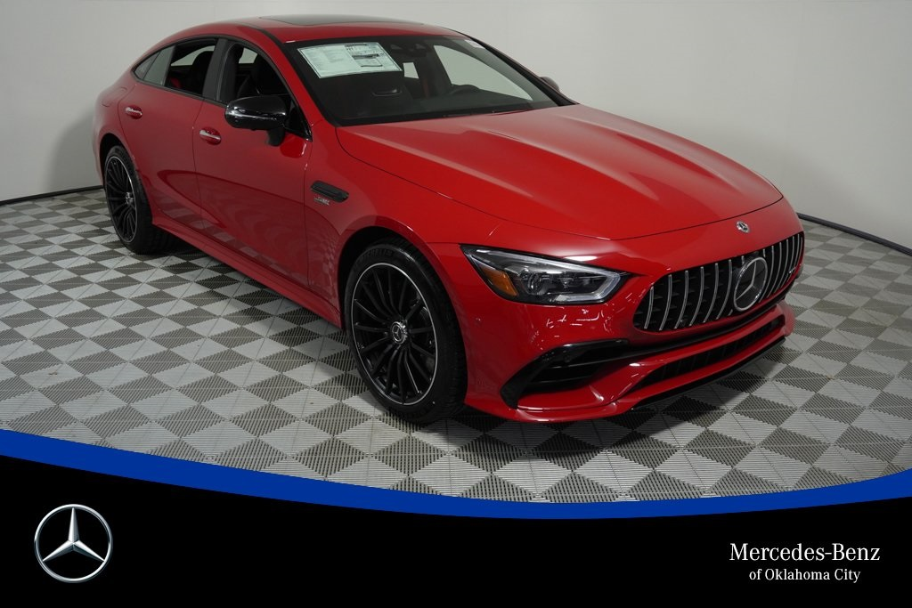 New 2020 Mercedes-Benz AMG® GT 53 Base