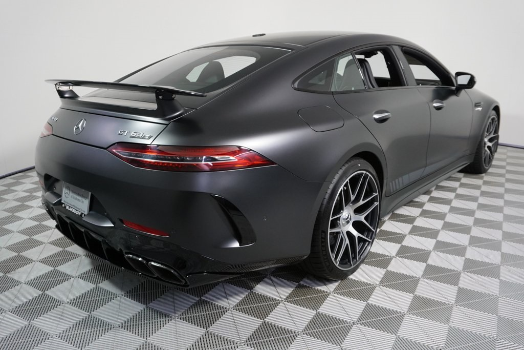 New 2019 Mercedes-Benz GT AMG® GT 63 S 4MATIC®