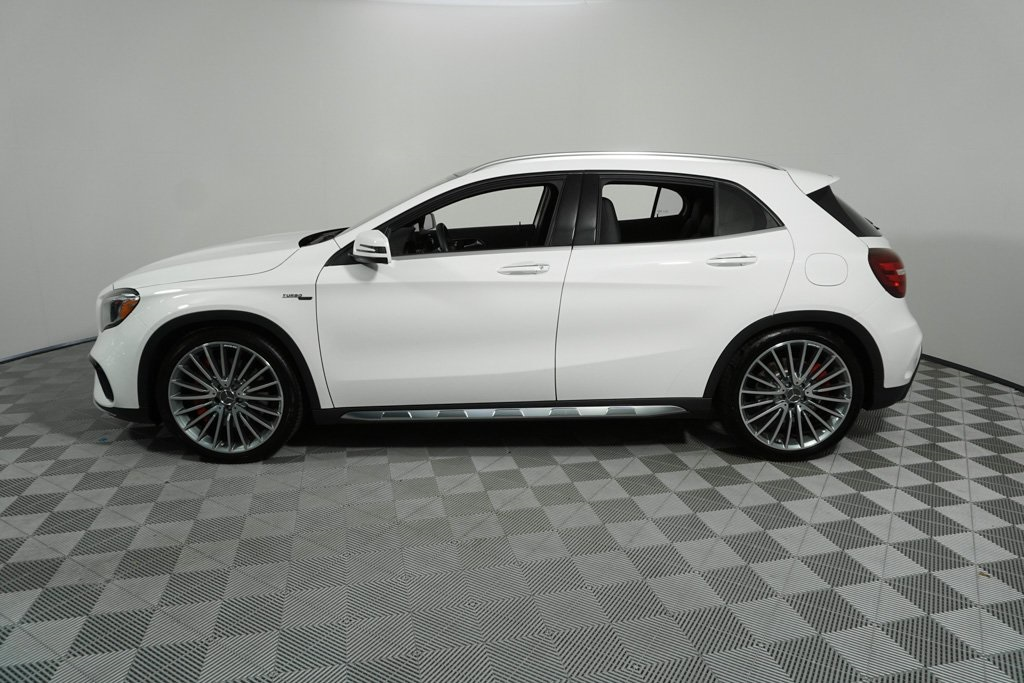 Certified Pre-Owned 2019 Mercedes-Benz GLA GLA 45 AMG®