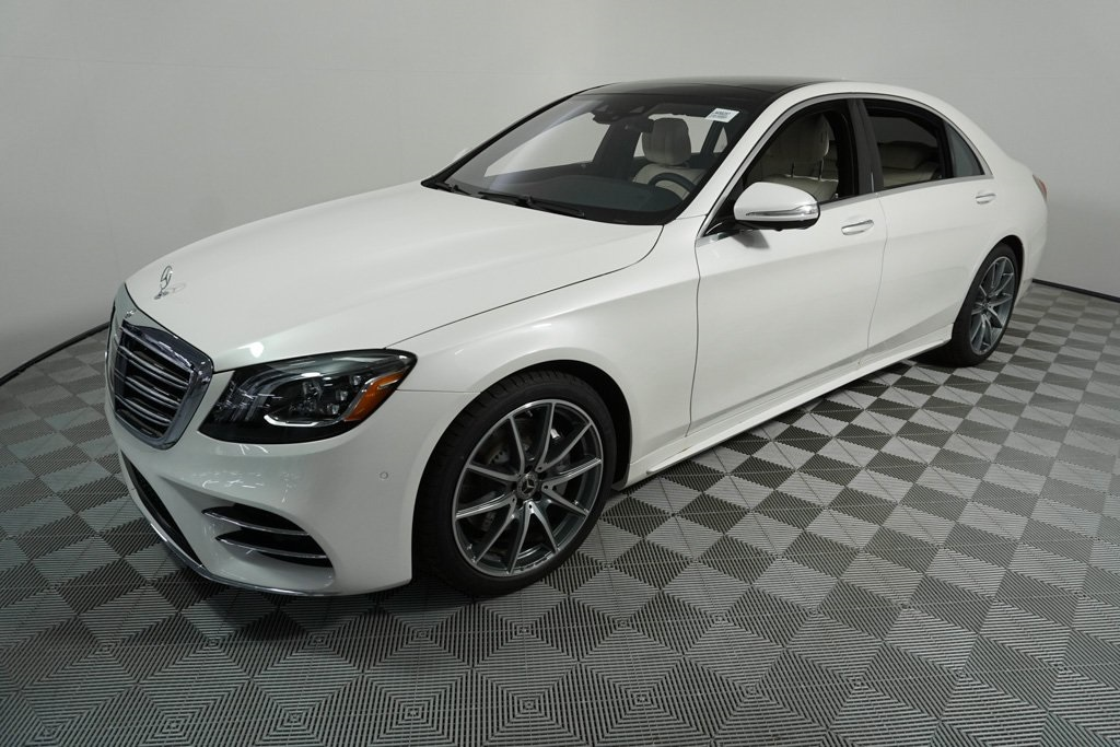 Certified Pre-Owned 2020 Mercedes-Benz S-Class S 450