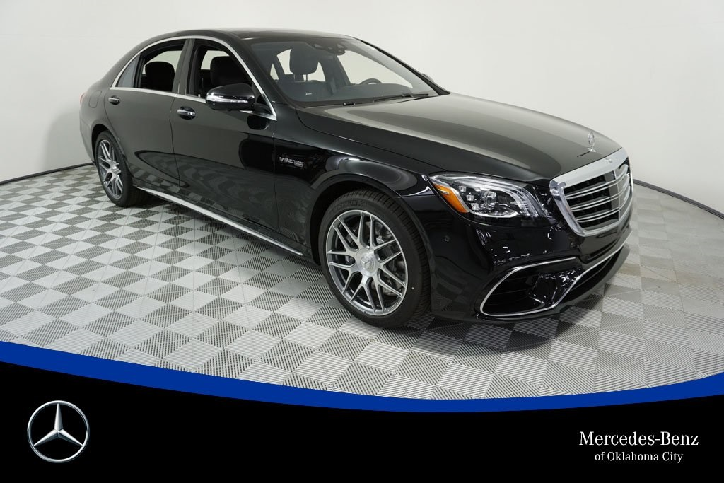 New 2019 Mercedes Benz S Class Amg S 63 Long Wheelbase 4matic