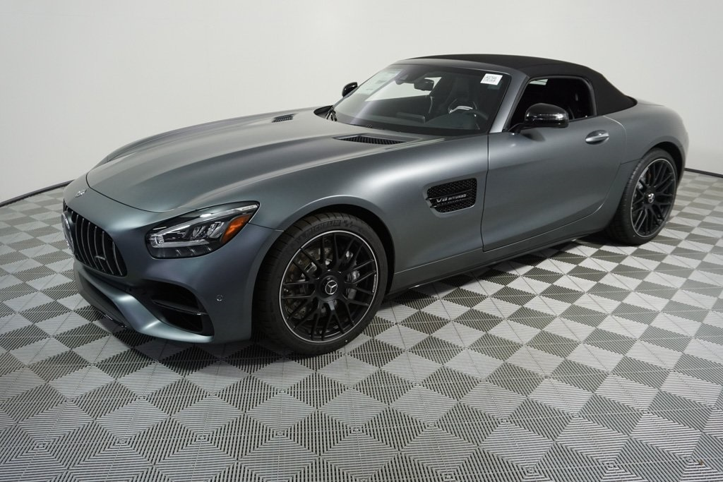 New 2020 Mercedes-Benz GT AMG® GT Roadster