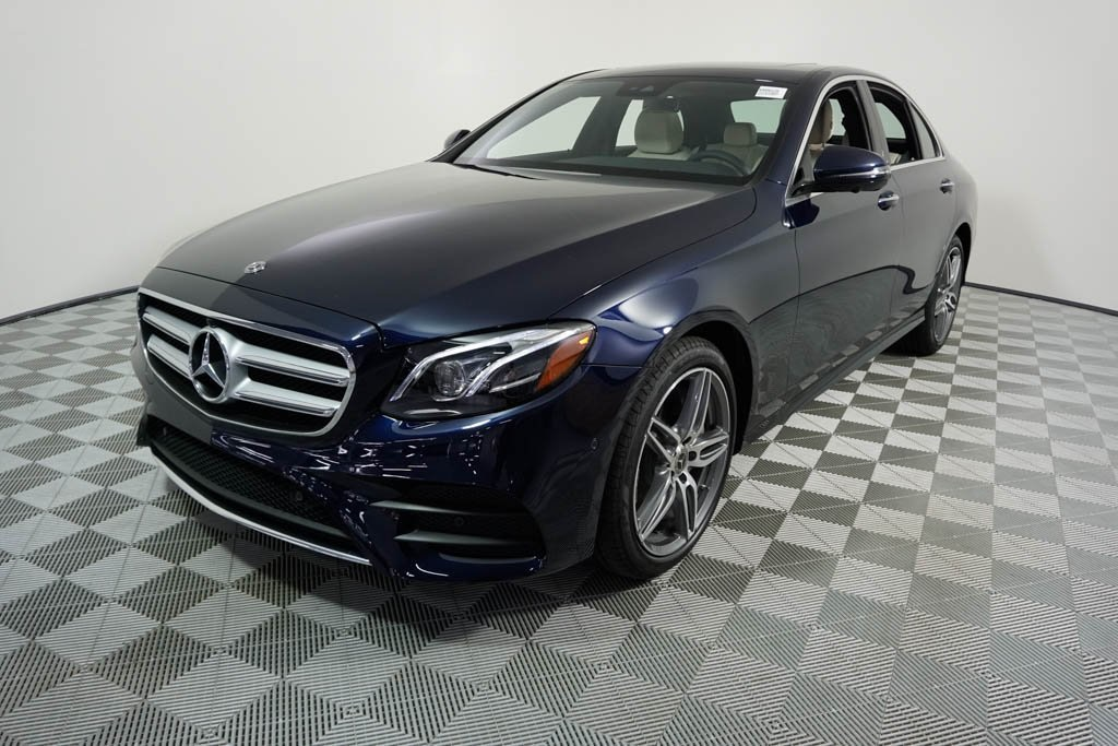 Retired Courtesy Vehicle 2019 Mercedes-Benz E 300