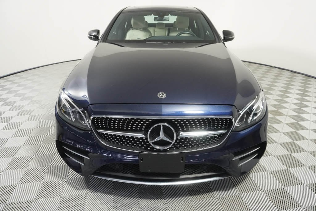 Pre-Owned 2018 Mercedes-Benz E-Class AMG® E 43 Sedan
