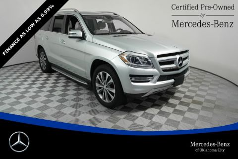 Certified Pre-Owned 2016 Mercedes-Benz GL GL 350