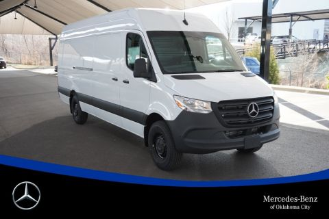 New 2019 Mercedes-Benz Sprinter 2500 Extended Cargo Van