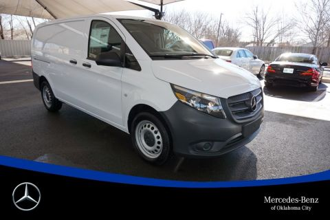 New 2019 Mercedes-Benz Metris Cargo