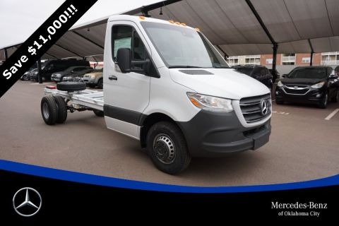 Pre-Owned 2019 Mercedes-Benz Sprinter 3500 Cab Chassis 170 WB