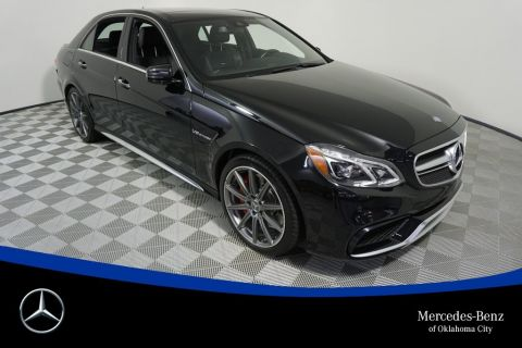 Pre-Owned 2016 Mercedes-Benz E-Class AMG® E 63 S Sedan