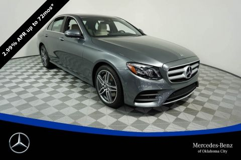 Pre-Owned 2019 Mercedes-Benz E-Class E 300