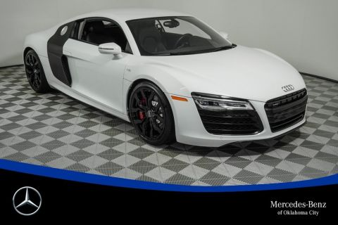 Pre-Owned 2015 Audi R8 5.2