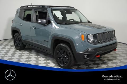 Pre-Owned 2017 Jeep Renegade Deserthawk